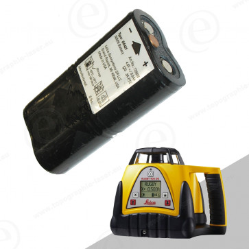 Batterie avec laser Rugby 300/400 LEICA