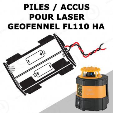 Niveau laser rotatif GEOFENNEL FL110HA
