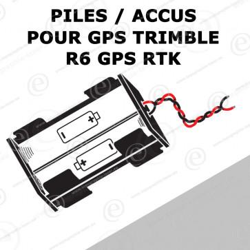 Batterie pour GPS TRIMBLE R6 GPS RTK