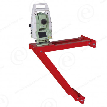 Support pour paroi taille 600mm-680106-31