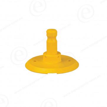 Support collable ou vissable pour prisme LEICA-680402-31