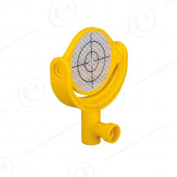 Cible reflecteur avec croix diametre 60mm-680401-33