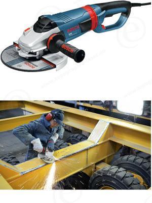 Meuleuse angulaire 2400W Bosch GWS 24-230 LVI-920238-30