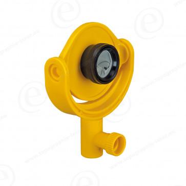 Prisme d'auscultation 25mm sur support inclinable décalage 17,5mm-680403-31