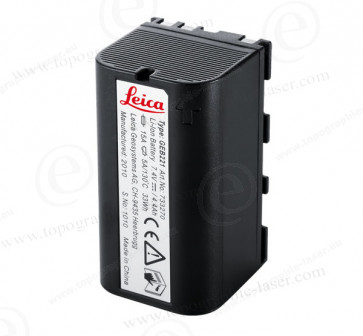 Batterie interne GEB221 Li-lon LEICA