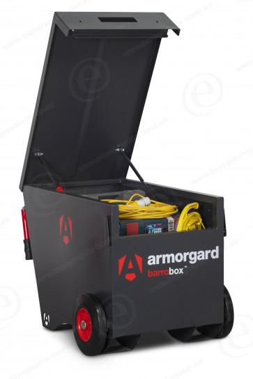 Coffrets de chantier roulant ARMORGARD Barrobox-ARM-BARROBOX-33