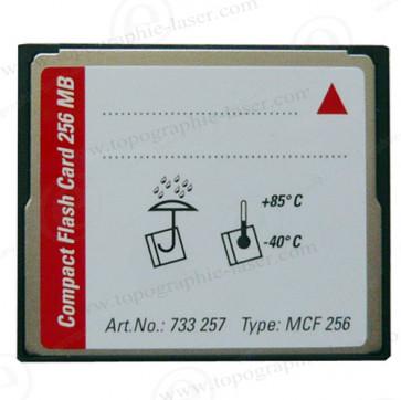 Carte MCF256