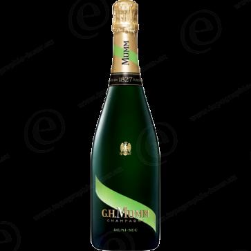 Bouteille de Champagne MUMM Demi-sec 75 cl-KDO-ChampMUMM-32