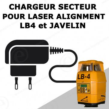 Chargeur LASER ALIGNMENT pour LB4 et Javelin