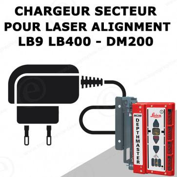 Chargeur LASER ALIGNMENT LB9 LB400 et LEICA DM200