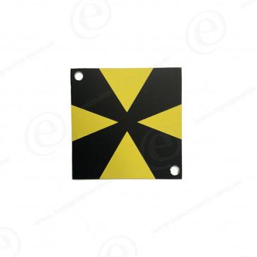 Cible Croix de malte-660010-32