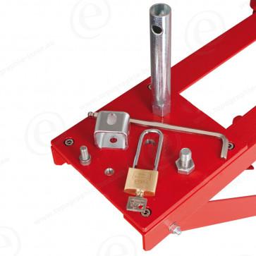 Pack antivol Tachylock 14-TK pour support parois-680100ABCD-32