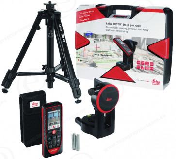 Pack LEICA Disto D510 avec adaptateur FTA360 et trepied TRI70