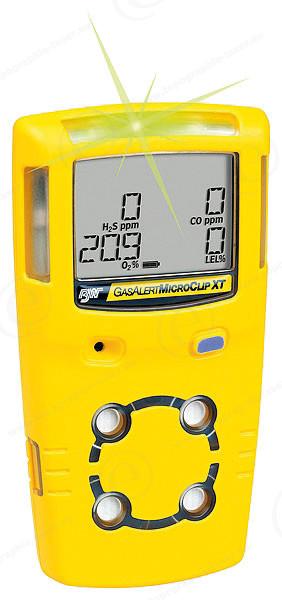 Detecteur de gaz gazalert microclip xt 4 gaz