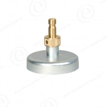 Support magnétique diamètre 80mm avec adaptateur LEICA 12mm-680303-32