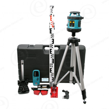 Niveau laser rotatif GEOFENNEL EL515 plus en set