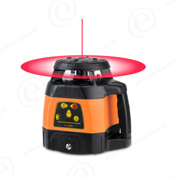 Laser faisceau rouge avec aplomb vertical GEOFENNEL FL-245 HV