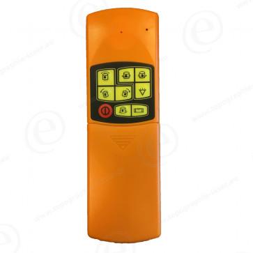 Telecommande infrarouge pour niveau laser GEOFENNEL FL100 LX250
