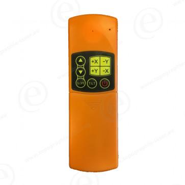 Telecommande infrarouge pour niveau laser GEOFENNEL FL110HA