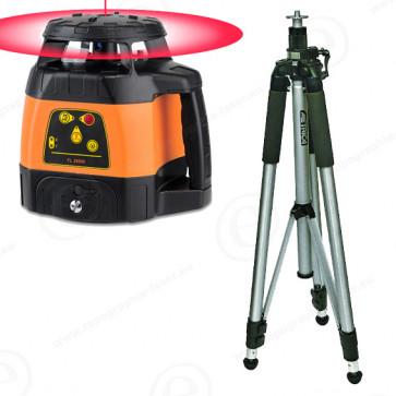 Niveau laser rotatif GEOFENNEL FL245HV Red