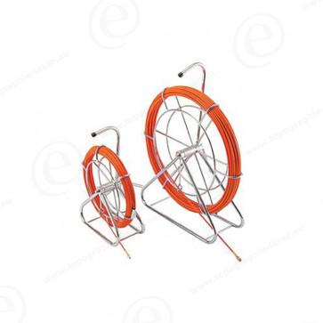 Aiguille en fibre de verre RADIODETECTION Flexrod 6.7mm 50m