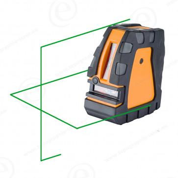 Niveau laser FLG40 PowerCrass GEOFENNEL faisceau vert