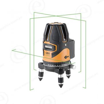 Niveau laser ligne FLG64 green GEOFENNEL - Laser ligne de chantier