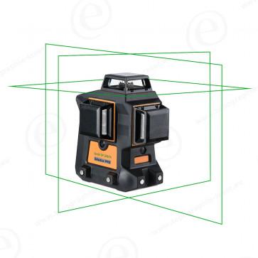 Niveau laser ligne GEOFENNEL GEO6X sp 3 lignes 360 degrés faisceau vert