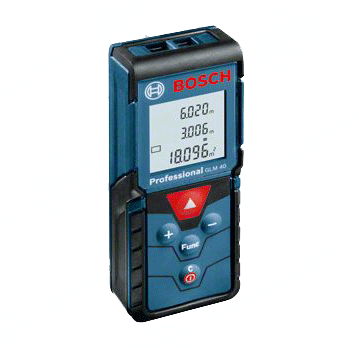 telemetre laser bosch GLM40