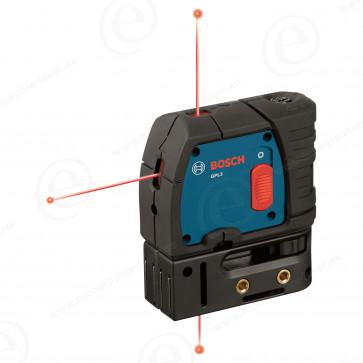 Niveau laser point bosch GPL3