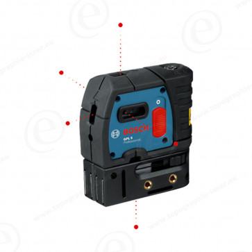 Niveau laser point BOSCH GPL5