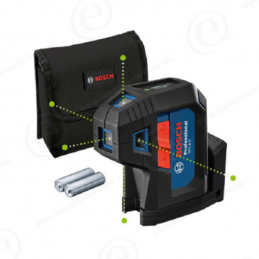 Niveau laser points BOSCH GPL5-G-200740-32