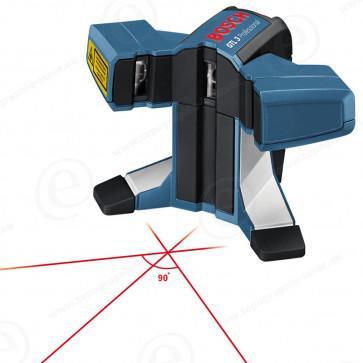 Niveau laser ligne BOSCH GTL3PRO pour la pose de carrelage
