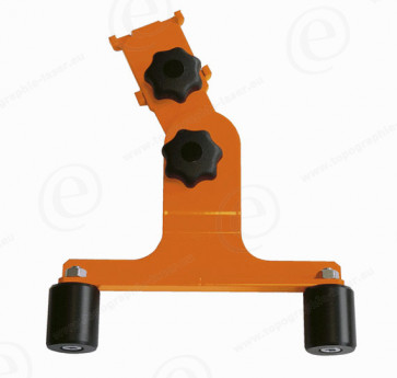 guidage rail pour odometre