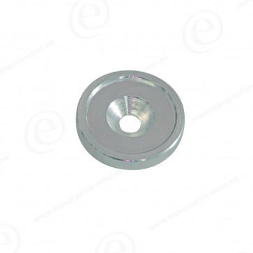 Plaque de centrage à coller pour base de prisme sphérique Diamètre 40mm-680416-31