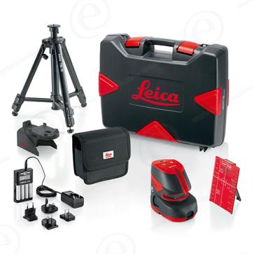 Pack laser lino L2P5 trépied LEICA TRI70-DSK-200030-37