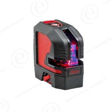 Niveau laser L2 s -1 LEICA faisceau rouge