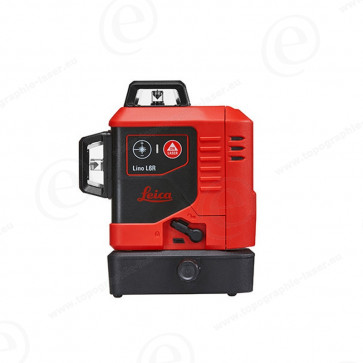 Laser LEICA Lino L6R multilignes 3 lignes 360°-200041-315