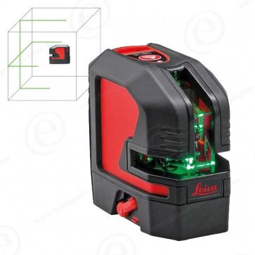 laser lino faisceau vert