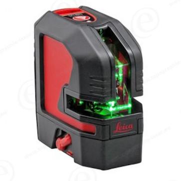 Niveau laser croix et points Leica Lino L2P5G vert-200028-37