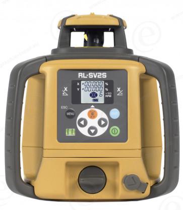 niveau laser rotatif topcon rl-sv2s