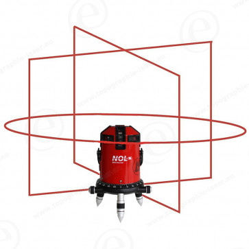 Niveau laser horizontal vertical 360 degres