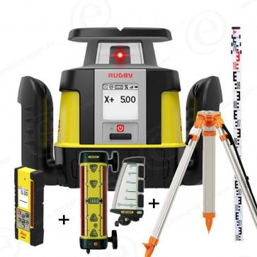 pack guidage laser pente leica