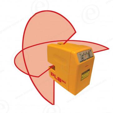 Niveau laser ligne PLS180 1 ligne horizontale et 1 ligne verticale