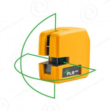 Niveau laser ligne et croix FLUKE PLS180LG faisceau vert