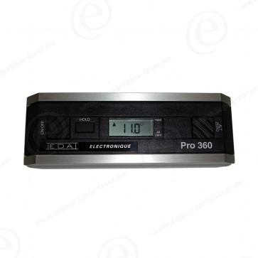 Inclinomètre digital de précision EDA PRO 360