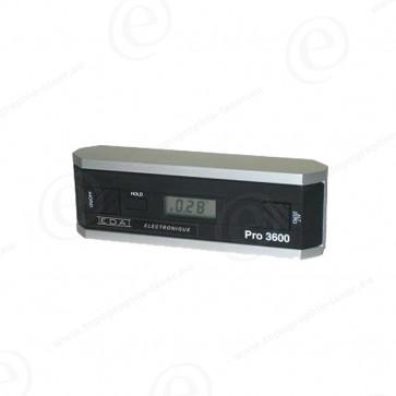 Inclinomètre électronique de précision EDA PRO 3600