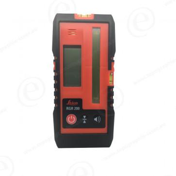 Cellule de reception laser LEICA RGR200 avec support cellule
