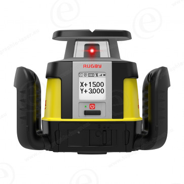 Niveau laser de chantier LEICA CLA - CLX250 - Niveau horizontal et pentes manuelles
