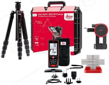 Télémètre Leica DISTO S910 pack trépied TRI120 et adaptateur FTA 360-S-430047-315